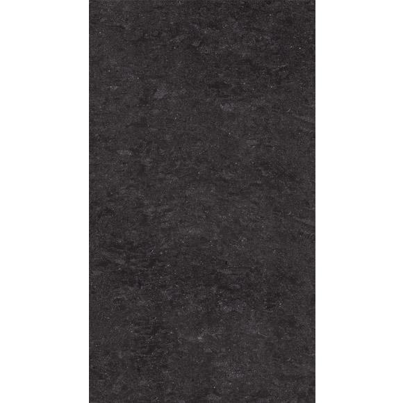 600x600 Lounge Black Polished Branded Tiles