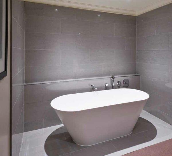 600x300 Lounge Light Grey Polished Branded Tiles