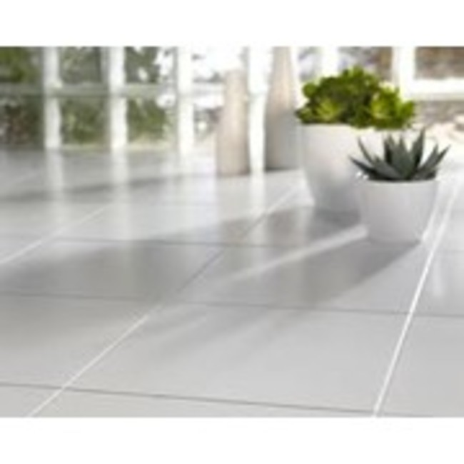 Modern White Floor Tiles